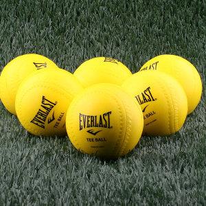 에버라스트 티볼공 11인치 스폰지공 소프트볼 폼볼