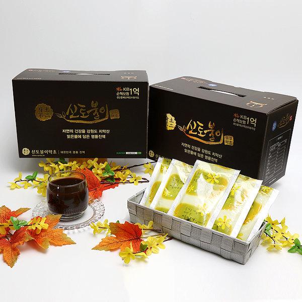 신토불이약초 두충나무 진액 즙 껍질 원액 엑기스 차