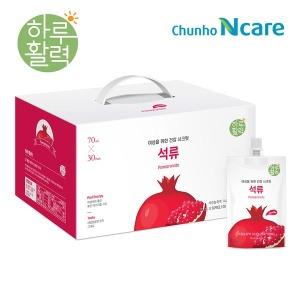 하루활력 여성건강 시크릿 석류 70ml 30팩