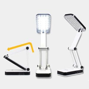 충전식 USB LED 스탠드 조명 후레쉬 손전등 캠핑용품