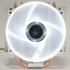 써모랩 트리니티 화이트 TRINITY WHITE LED CPU쿨러