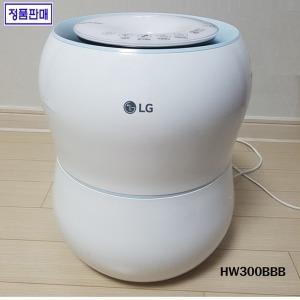 LG직영 에어워셔 인버터 터치식 가습기 HW300BBB 정품