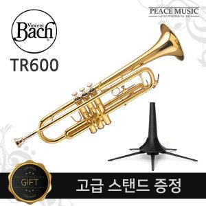 BACH 바하 트럼펫 TR-600 TR600 스튜던트모델 트럼펫