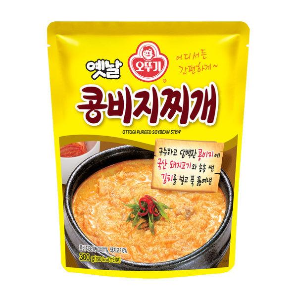 옛날 콩비지찌개 (상온) 300g