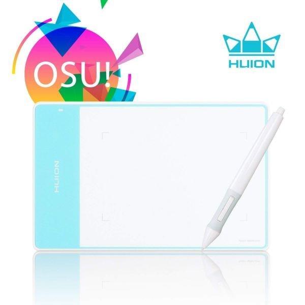 210012731HUION Huion 4 x 223 Inches OSU Tablet Gra