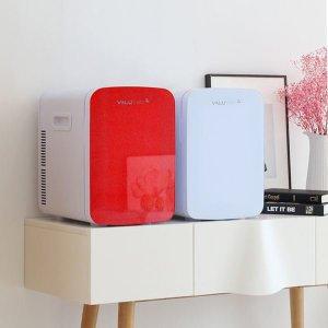 VALUTEC  벨류텍 15리터 냉온장고 VR-015L 블랙/화장품/차량용 겸용 냉온장고/아답터포함