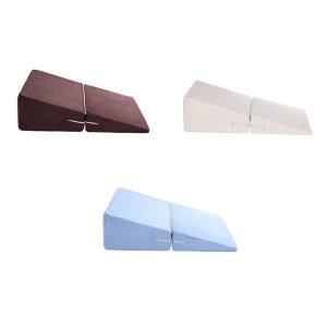 Meiz 삼각베개 완만한 쿠션 50cm 역류방지베개