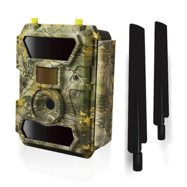 농작물 오지 감시 적외선 무선 4G LTE 감시카메라