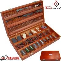 팔콘500p조각기악세사리세트 연마조각광택 툴마트