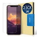 아이폰XS 맥스 2.5CX 액정보호 강화유리 필름 2매
