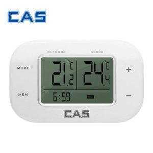 CAS T014R 디지털 냉장고 온도계 내부 외부 동시표시
