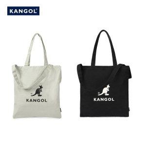 캉골 에코 프랜들리백 0013 2컬러 라이트그레이/블랙