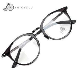 (현대Hmall) 공식본사정품  트리시클로 명품 뿔테 울템 와그너 안경테 TRIFL03-06(48) / TRICYCLO / 트리시