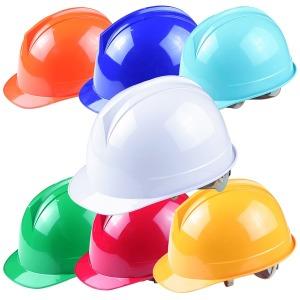 투구형 자동 안전모 건설 산업 작업모자 안전용품