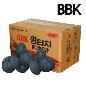 /BBK 조개숯 조개탄 10kg 바베큐/참숯/차콜/킹스포드