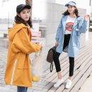 여성 야상 자켓 코트 점퍼 바람막이 집업 후드 ma11