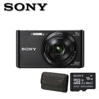 소니 DSC-W830 16G/정품케이스증정 카메라 2010만화소