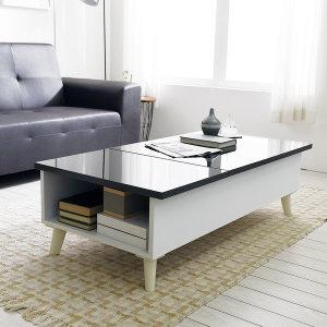 소파 테이블 ES1200 리프트 테이블/거실테이블
