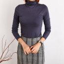 소프트텐셀 기본폴라티 여성긴팔티셔츠 여자티셔츠