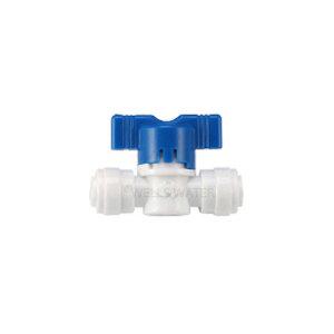 정수기 필터 부품 부속 피팅 - 볼밸브