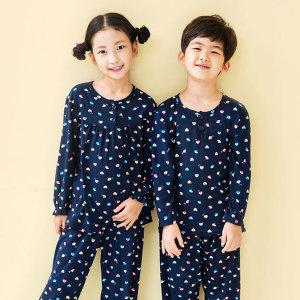 페이스 아동잠옷/이지웨어 페이스 기모잠옷 (긴팔)