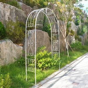 가든아치 하트(대형) 장미아치 정원아치 정원용품