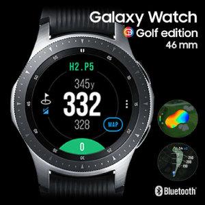 (현대Hmall)삼성 갤럭시 워치 골프에디션 GPS 골프거리측정기(46mm) (2018년 8월출시)