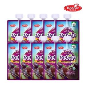 베베스트 아기 푸룬주스 70ml x10개 (1box)