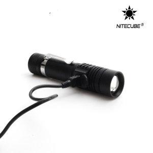 나이트큐브 N1 USB충전식  CREE XM-L2 U3 LED후레쉬
