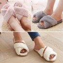 여성슬리퍼 털슬리퍼 털실내화 털신발 여자겨울신발