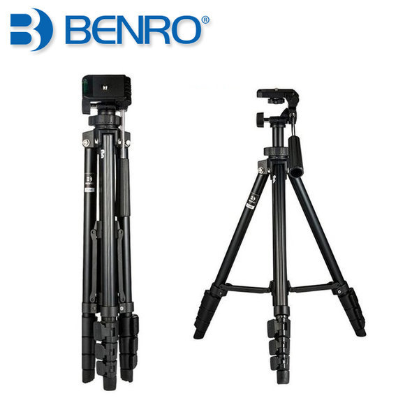 BENRO 벤로T560 고급4단 삼각대 DSLR 미러리스 캠코더