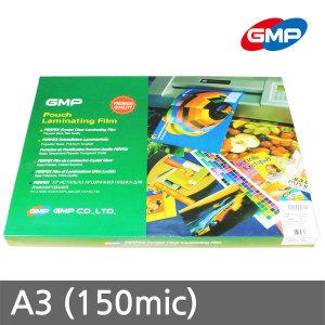 지엠피 코팅지/A3 150mic/ 광택/GMP 코팅필름/ 100매
