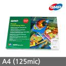 지엠피 코팅지/ A4 125mic/ 광택/GMP 코팅필름/ 100매