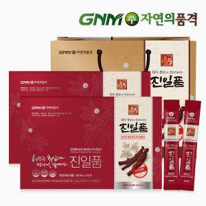진일품 6년근 홍삼정 홍삼스틱 데일리 2박스(총 60포)