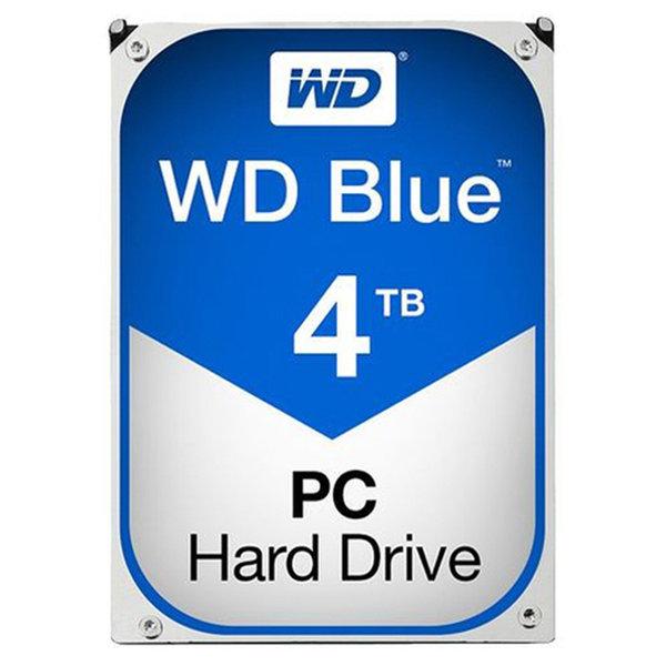 WD 4TB BLUE WD40EZRZ 정품 하드디스크