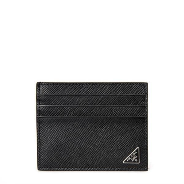 프라다 사피아노 남성 카드지갑 2MC223-QHH-F0002