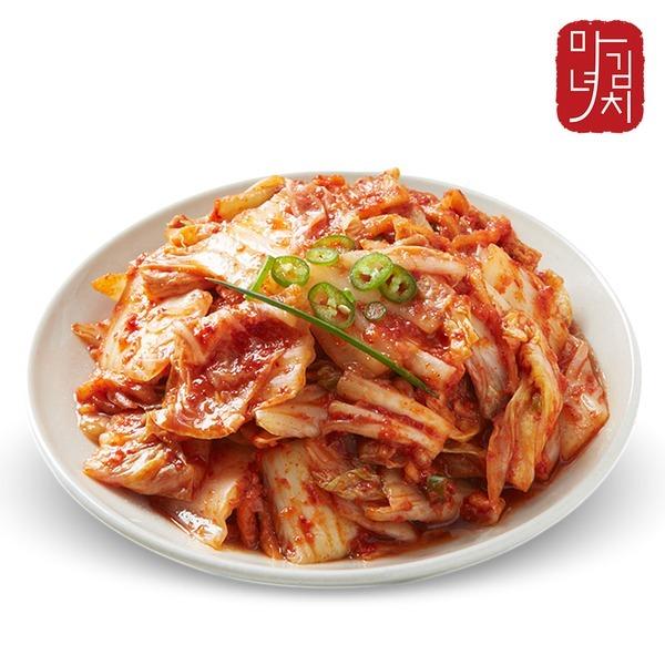 (국산) 마녀 맛김치2kg