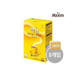 동서식품 맥심 모카골드 마일드 커피믹스 100T x 8개