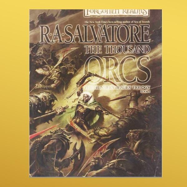 영문소설The Thousand Orcs