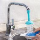 절수기 싱크대 절수기 물절약 싱크대 절수기 블루 1+1