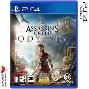 PS4 어쌔신크리드 오디세이 한글 / 일반판