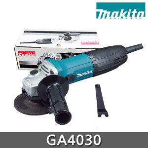 마끼다 GA4030 디스크 앵글 그라인더 4인치 슬라이드