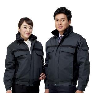 겨울 작업복 솜잠바 패딩조끼 솜바지 근무복 헤모수