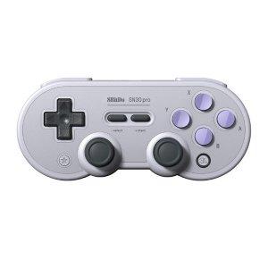(국내정발) 8Bitdo 블루투스 게임패드 New SN30PRO
