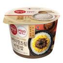 컵반 버터장조림비빔밥