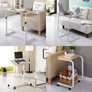 K3021 보니사이드테이블/책상/이동식책상/높낮이조절