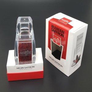 샤프란 향신료 이란산 2g (최고급 Negin 등급)