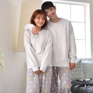 수면 잠옷 홈웨어 파자마 수면바지 컬러도트 수면바지