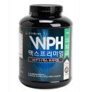WPH 맥스프리미엄 2.5kg 단백질 근육 보충제