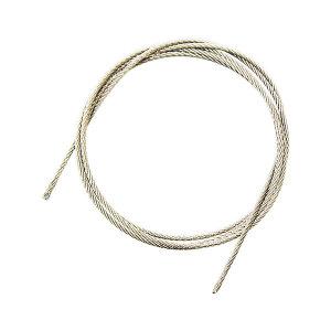 와이어 액자걸이 부속품 와이어 로프 크롬 1.6mm/1M